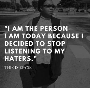 Haters don't win